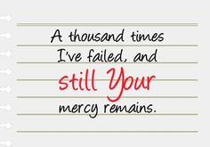 mercy mercy endurance endurance foreverquot god mercy forever quotes ...