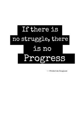 If There Is No Struggle ...