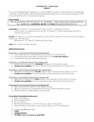 Pmr process and procedure essay : Conformity essay ideas