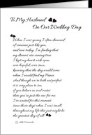 my wedding poem to my husband a poem by delicate