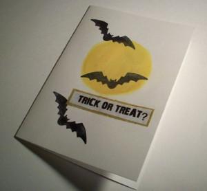 halloween greeting card sayings