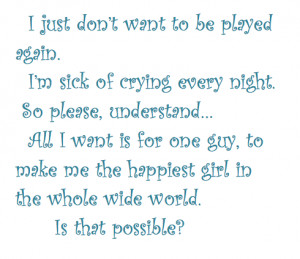quotes about guys being players