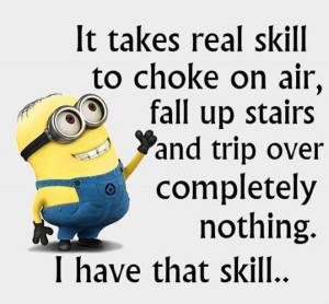 Sunday Funday: Funny Minion Quotes