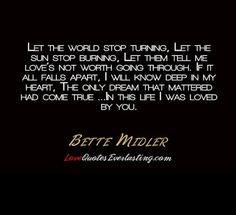 ... bette midler more thoughts bette middler lyrics midler life betting