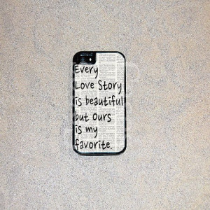 iPhone 5s Case, Love Quote iPhone Case, Heavy Duty iPhone 4/4s/5/5s ...
