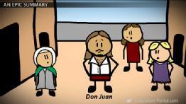 Don Juan Critical Essays