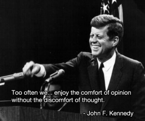 25+ Mind Blowing John F Kennedy Quotes