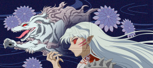 Inuyasha Sesshomaru And Rin