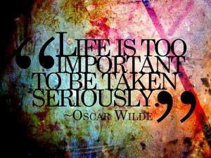 Oscar Wilde's 13 Thought Provoking Quotes