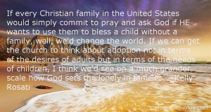 Top Quotes About Adoption Of A Child