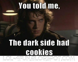 Where are the cookies ?