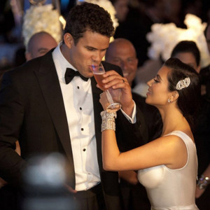 Kris Humphries got married for a hot second/publicity stunt.