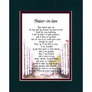 ... birthday quotes for sister in law. Cute Sister Quotes. law passed