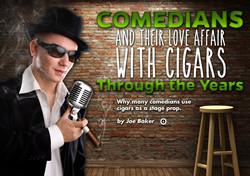 , cigar smoking comedians, bill cosby, groucho marx, george burns ...