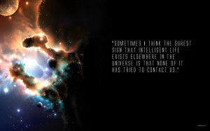 outer space quotes space art greg martin Knowledge Quotes HD Wallpaper
