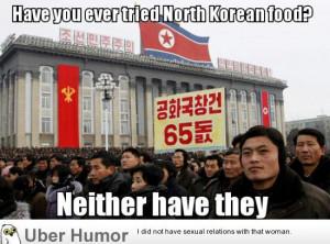heard North Korea asked Mongolia for food