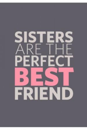 So true! I Love my little sister!!