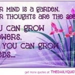your-mind-is-a-garden-quote-poem-lovely-quotes-pictures-sayings-pics ...