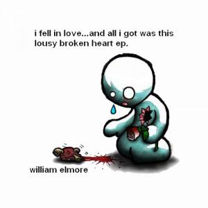 25 Sad Broken Heart Quotes