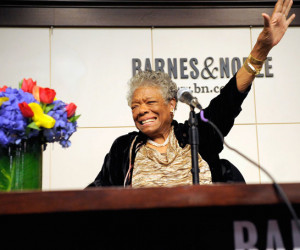 Maya Angelou's Legacy: Inspiring Quotes for Writers