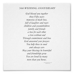 50Th Anniversary Quote, 50Th Wedding Anniversary, Anniversaries Ideas ...
