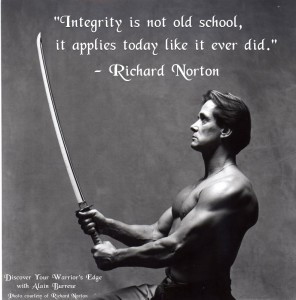 Integrity and Character Development in the Martial Arts