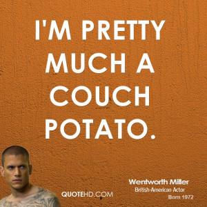 Couch Potato Quotes