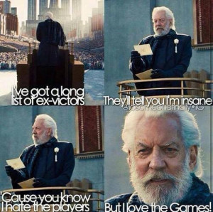catching fire, divergent, effie, eric, four, funny, gale, haymitch ...