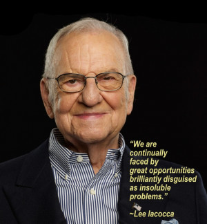 We are continually faced by great opportunities brilliantly disguised ...