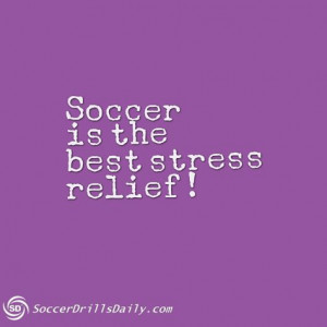 Soccer , stretching and cool sport stuff