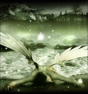 Fallen Angels Beautiful Fallen Angel