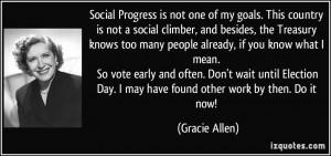 Social Progress quote #2