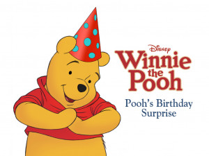 iPad Review: Pooh's Birthday Surprise