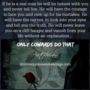 Real Man..
