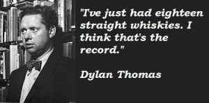 Dylan thomas famous quotes 1
