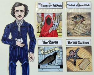 Edgar Allan Poe Quotes Tell Tale Heart Edgar allan poe articulated