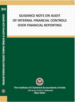 ... Note on Audit of Internal Financial Controls over Financial Reporting