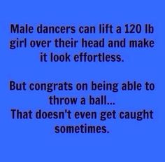 Dance quotes/problems