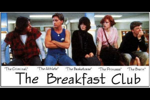 The Breakfast Club Reviewing
