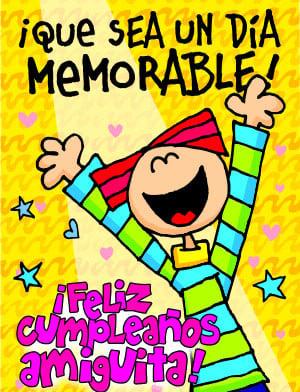 Amiga Feliz Cumpleaños - Imagenes para etiquetar y Compartir ...