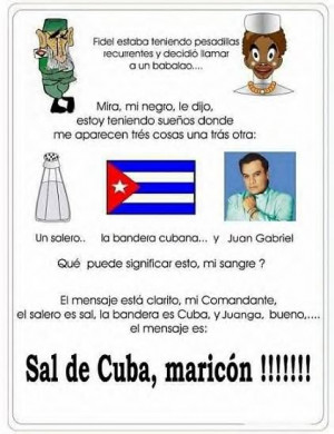 Cuban Jokes The American Lobby