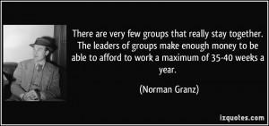 More Norman Granz Quotes