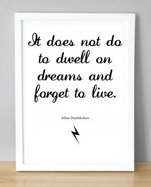 Dumbledore (Harry Potter) Quotes
