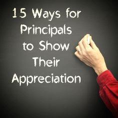 Principals, Principal To Teacher Gifts, National Teachers, Principals ...