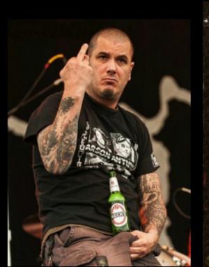 Phil Anselmo From Pantera