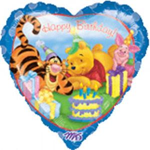 Winnie Pooh Happy Birthday Happy Birthday Winnie The Pooh