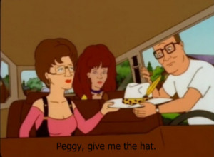 Basically the best thing that ever happened on King of the Hill.