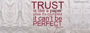 Trust Issues Relationships