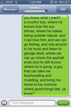 ... gallery images for i want a country girl quotes more country boys love