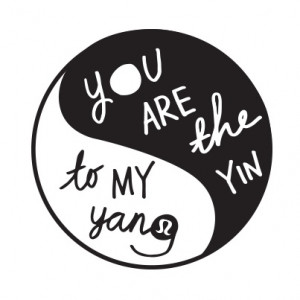 Yin Yang Quotes And Sayings. QuotesGram
